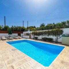 Отель Villa Zacharia Кипр, Протарас - отзывы, цены и фото номеров - забронировать отель Villa Zacharia онлайн бассейн фото 2