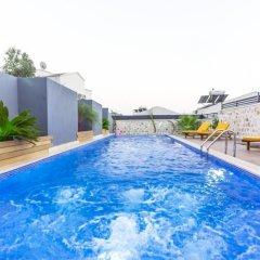 Отель Villa Sonma Калкан бассейн фото 2