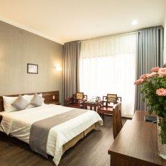 Отель My Lan Hanoi Hotel Вьетнам, Ханой - отзывы, цены и фото номеров - забронировать отель My Lan Hanoi Hotel онлайн комната для гостей фото 2