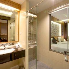Отель Aqua Resort Phuket ванная фото 2