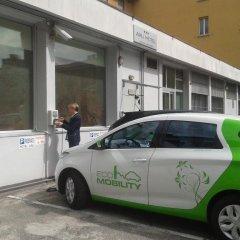 Отель Arli Business And Wellness Бергамо городской автобус