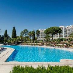 Отель Penina Hotel & Golf Resort Португалия, Портимао - отзывы, цены и фото номеров - забронировать отель Penina Hotel & Golf Resort онлайн бассейн фото 3