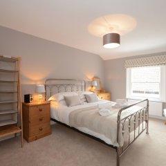Апартаменты Fossgate Luxury City Centre Apartment Йорк комната для гостей фото 2