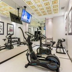 Отель Room Mate Carla фитнесс-зал фото 2