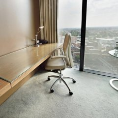 Отель Hilton Manchester Deansgate Манчестер удобства в номере фото 2