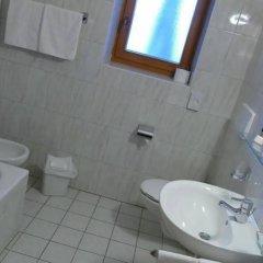 Mountain Living Apart-Hotel Горнолыжный курорт Ортлер ванная
