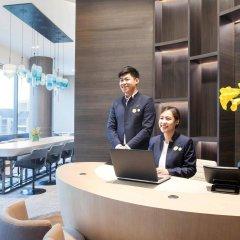 Отель Novotel Singapore on Stevens интерьер отеля фото 3