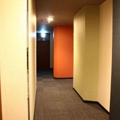 Отель Khaosan Fukuoka Annex Хаката интерьер отеля