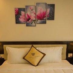 Sapa Wings Hotel комната для гостей