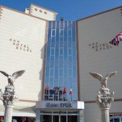 Eylul Hotel спортивное сооружение