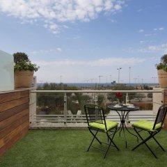 Garden Hotel Хайфа балкон