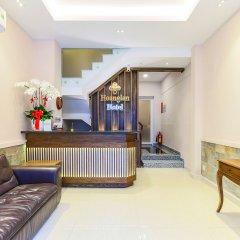 Отель Hoang Lan Hotel Вьетнам, Хошимин - отзывы, цены и фото номеров - забронировать отель Hoang Lan Hotel онлайн интерьер отеля фото 2