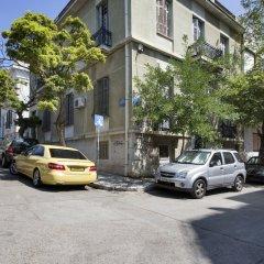 Отель Under the shade of Acropolis Афины парковка