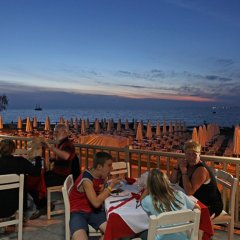 Can Garden Beach Турция, Сиде - отзывы, цены и фото номеров - забронировать отель Can Garden Beach онлайн гостиничный бар