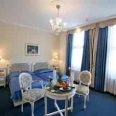 TOP Hotel Ambassador-Zlata Husa 4* Стандартный номер с разными типами кроватей фото 21