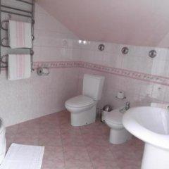 Отель Linos apartamentai Литва, Паневежис - отзывы, цены и фото номеров - забронировать отель Linos apartamentai онлайн ванная