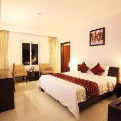 Отель Thanh Uyen Hotel Вьетнам, Хюэ - отзывы, цены и фото номеров - забронировать отель Thanh Uyen Hotel онлайн комната для гостей фото 5