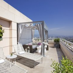 Отель InterContinental Los Angeles Century City at Beverly Hills США, Лос-Анджелес - отзывы, цены и фото номеров - забронировать отель InterContinental Los Angeles Century City at Beverly Hills онлайн фото 16