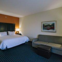 Отель Hampton Inn & Suites Effingham США, Эффингем - отзывы, цены и фото номеров - забронировать отель Hampton Inn & Suites Effingham онлайн комната для гостей фото 2