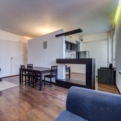 Апартаменты СТН Апартаменты на Караванной Стандартный номер с разными типами кроватей фото 33