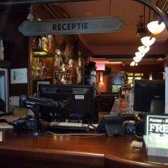 Hotel Old Quarter Амстердам гостиничный бар