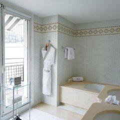 Отель Lancaster Paris Champs-Elysées Франция, Париж - 1 отзыв об отеле, цены и фото номеров - забронировать отель Lancaster Paris Champs-Elysées онлайн ванная фото 2