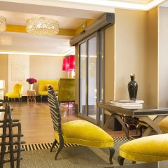 Отель Hôtel Baume гостиничный бар