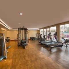 Отель J5 Villas Holiday Homes - Barsha Gardens фитнесс-зал