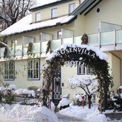 Отель ROSENVILLA Зальцбург помещение для мероприятий