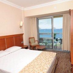 Moda Beach Hotel комната для гостей фото 4