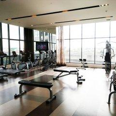 Отель Sukhumvit New Room BTS Bangna Таиланд, Бангкок - отзывы, цены и фото номеров - забронировать отель Sukhumvit New Room BTS Bangna онлайн фитнесс-зал фото 2