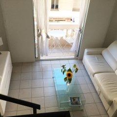 Апартаменты MIR1 - Studio avec balcon vue mer latérale комната для гостей фото 2