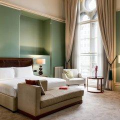 St. Pancras Renaissance Hotel London комната для гостей фото 15