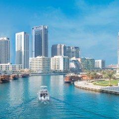 Отель Wyndham Dubai Marina Дубай пляж фото 2