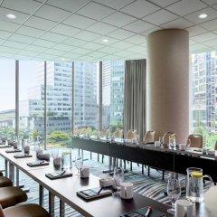Отель Vancouver Marriott Pinnacle Downtown Hotel Канада, Ванкувер - отзывы, цены и фото номеров - забронировать отель Vancouver Marriott Pinnacle Downtown Hotel онлайн фото 2