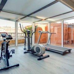 Astoria Hotel фитнесс-зал