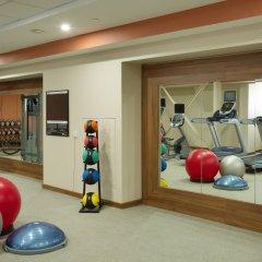 Гостиница Хилтон Гарден Инн Ульяновск фитнесс-зал фото 3