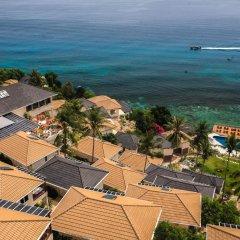 Отель Pinnacle Koh Tao Resort пляж фото 2