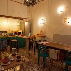 Ostellin Genova Hostel Генуя гостиничный бар