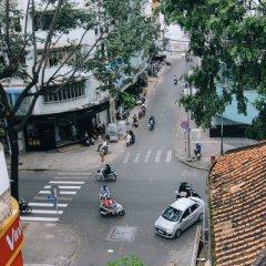 Wanderlust Saigon Hostel парковка
