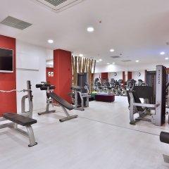 Отель QUA Стамбул фитнесс-зал фото 4