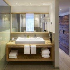 Отель Europe Hotel & Spa Швейцария, Церматт - отзывы, цены и фото номеров - забронировать отель Europe Hotel & Spa онлайн ванная