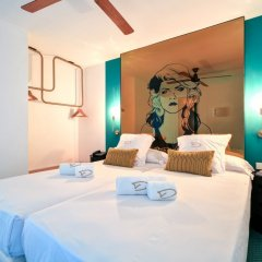 Отель Dorado Ibiza Suites - Adults Only комната для гостей фото 3