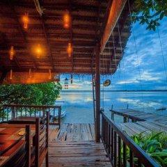 Отель Amagi Lagoon Resort & Spa балкон