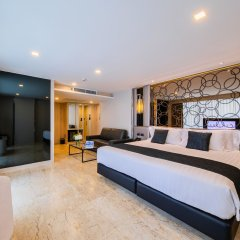 Отель Centara Grand Phratamnak Pattaya комната для гостей