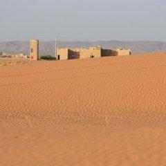 Отель Kasbah Le Berger Марокко, Мерзуга - отзывы, цены и фото номеров - забронировать отель Kasbah Le Berger онлайн пляж фото 2