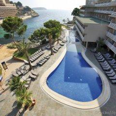 Отель Occidental Cala Vinas пляж фото 2