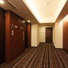Отель Keihan Asakusa Япония, Токио - отзывы, цены и фото номеров - забронировать отель Keihan Asakusa онлайн интерьер отеля фото 3