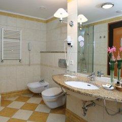 Ensana Thermal Margitsziget Health Spa Hotel Будапешт ванная