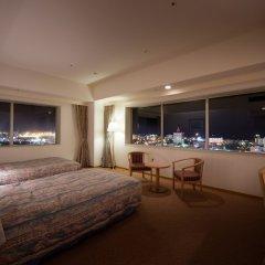 Отель Grand Hotel New Oji Япония, Томакомай - отзывы, цены и фото номеров - забронировать отель Grand Hotel New Oji онлайн комната для гостей фото 5